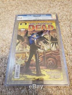 Walking Dead 2003 #1 1st Print CGC 9.6 1st Rick Grimes