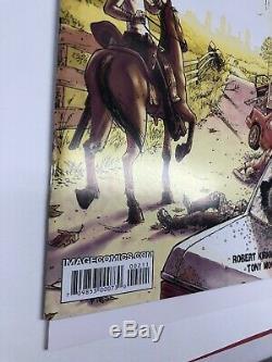 Walking Dead 2 2nd Print 1ST GLENN NEAR MINT