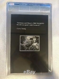 Walking Dead #2 CGC 9.8 (2003) NM/MT 1st app of Lori & Carl Grimes & Glenn