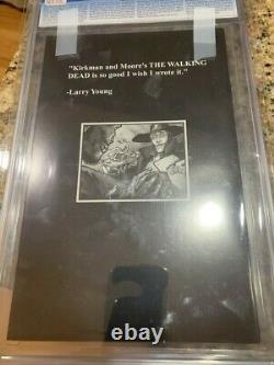 Walking Dead 2 CGC 9.8 WP 1 st Lori, Carl and Glen