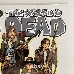 Walking Dead 3 1st Appearance Andrea & Carol 1st Printing (2003, Image Comics)