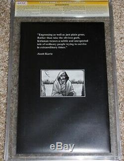 Walking Dead #6 CGC 9.6 NM Death of Shane (Image Comics)