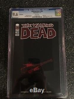 Walking Dead Comic 100 Lucille UNSIGNED! 1 OF 10 EXTREMELY RARE! NOT Red Foil