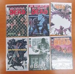 Walking Dead Complete Set 1-187 2 3 4 5 19 27 48 50 53 61 92 127 + 38 Variants