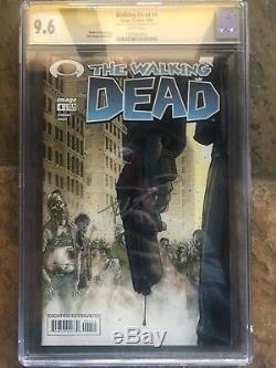 Walking Dead Full Run Lot 1-183. 15 Cgc. #1-cgc 9.8. #4-cgc Ss 9.6. All Vf-nm