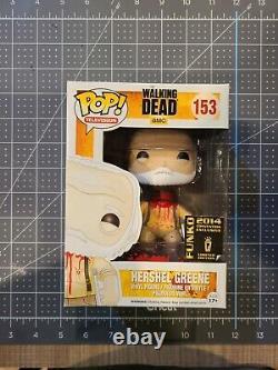Walking Dead Funko Pop Lot (8)