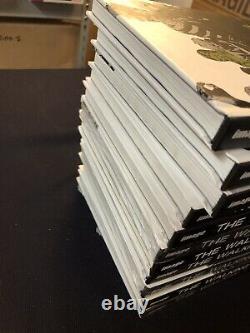 Walking Dead Hardcover Lot Books One to Ten