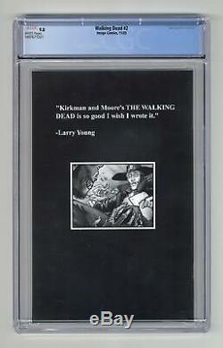 Walking Dead (Image) #2A 2003 1st Printing CGC 9.8 1497671021