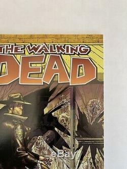 Walking Dead Issue 1 (image 2003) 1st Rick Grimes FIRST PRINT! Kirkman Image