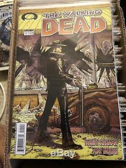Walking Dead Issue 1 (image 2003) 1st Rick Grimes NM+ FIRST PRINT! Kirkman #1