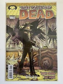 Walking Dead # Original 1st print 2003 Rare Black Mature Readers Ungraded