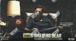 Walking Dead Season 3 Part 2 Factory Sealed Hobby Box 24 Packs