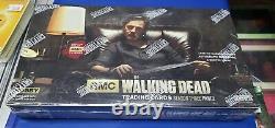 Walking Dead Season 3 Part 2 Trading Cards Sealed Hobby Box
