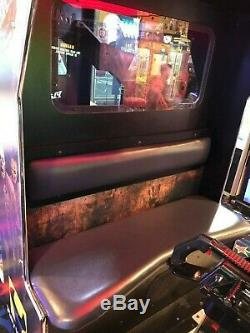 Walking Dead Video Arcade Game Equipment Machine. Great Working Condition