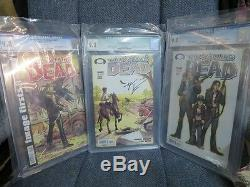 Walking Dead complete collection #1 to #193, all 1st prints, CGC graded, + more