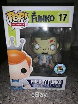 2013 Freddy Funko Pop The Walking Dead Sanglante Rv Walker Super Rare Seulement 12 Made