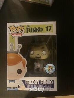 2013 Freddy Funko The Walking Dead Sanglante Rv Walker! Très Rare Le 12