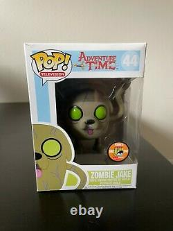 Adventure Time Zombie Jake 2013 Sdcc Exclusive Funko 1008 Pièces Limited