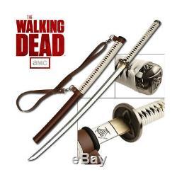Amc Mc-wd001p L'épée De Réplique De L'épisode Du Film Walking Dead Michonne