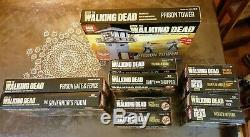 Amc The Walking Dead Mcfarlane Collection Ensembles De Construction / Figures Lot De 11