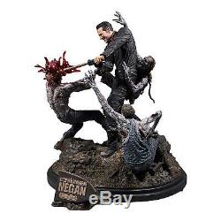 Amc The Walking Dead Tv Negan Limited Edition Statue Résine
