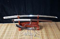 Battle Ready Japon Ninja Sect Sanctuaire Samurai Épée Katana Dernière Marche De Sharp # 17