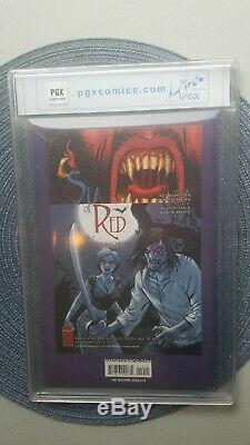 Bd Image, The Walking Dead # 19, Pgx 9.2, Pages Blanches, 1ère Apparition Michonne