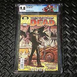 Black Label Walking Dead #1 Cgc 9,8