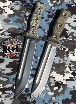 Compétition Combat Busse Terminer Team Gemini Light Brigade Le Couteau Dead Dead