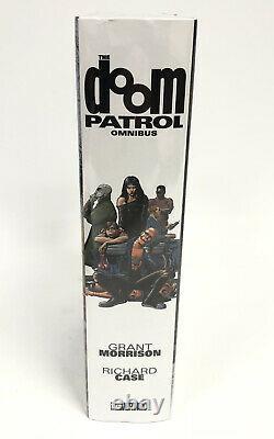 Doom Patrol Omnibus Hc Recueille #19-63 DC Comics Vertigo Hardcover Nouveau 150 $