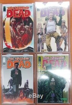Ensemble Complet Walking Dead 1-187 2 3 4 5 19 27 48 50 53 61 92 127 + 38 Variantes