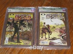 Ensemble Complet Walking Dead 1 193 (tous Signés)