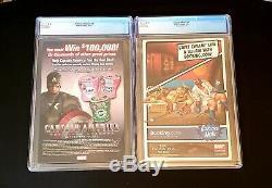 Fallout Ultime 4 & Spider-men II 1 150 Tedesco1st App De Deux Miles9.8