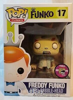 Freddy Funko Pop Vinyle Rv Walker Dernière Marche Sdcc Exclusive 2013