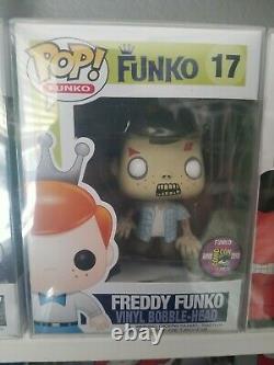 Freddy Funko Walking Comic Con 2013 Morte