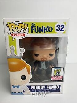 Funko Pop! #32 Freddy Funko Comme Daryl Dixon 2015 Sdcc 500 Pcs. Édition Limitée