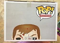 Funko Pop Daryl Dixon Bloody Toy Tokyo Comic Con Exclusive 9 300 Ltd Rare