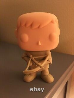 Funko Pop Daryl Dixon Poncho Prototype Rare Walking Dead Sdcc 2013 Fundays