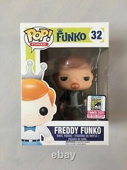 Funko Pop Freddy Funko : Daryl Dixon Sdcc Exclusive. Twd Limited Edition 500 Pc