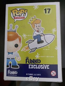 Funko Pop! Freddy Funko Morts-vivants Walker 2013 Comic Con 240 Piece # 17- Rare