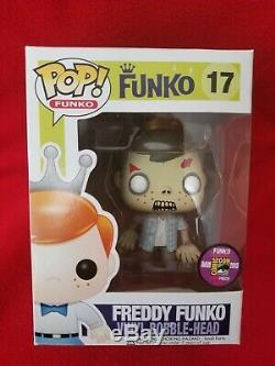 Funko Pop Freddy Funko Rv Walker Sdcc Exclusive Dernière Marche Limitées 240 Pcs