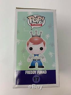 Funko Pop Freddy Walker Zombie 240 Dommages À La Caisse 2013 Walking Dead F341