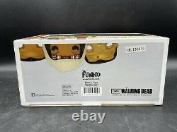 Funko Pop! Michonne Et Ses Animaux De Compagnie Se Promenant Dead Px Previews 3 Pack 2013 Vaulted Rare