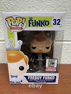 Funko Pop! Sdcc Tv Walking Dead Freddy Daryl Dixon 32 Le 500 Vinyle Figure