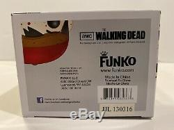 Funko Pop The Walking Dead # 35 Sanglante Glenn Moaf Exclusive / Limitée 1500 Pcs Twd
