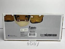 Funko Pop! The Walking Dead 3 Pack Michonne & Ses Animaux De Compagnie Px Previews Vaulted