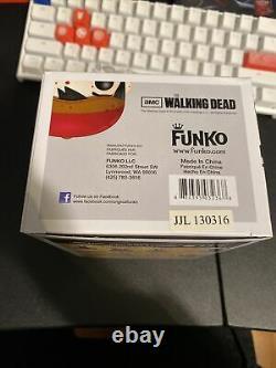 Funko Pop The Walking Dead Bloody Glenn #35 Moaf Exclusive/limited 1500 Pcs Twd