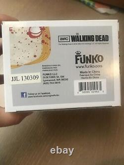 Funko Pop The Walking Dead Previews Exclusive Sanglante Vélo Fille