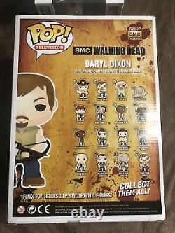 Funko Pop! Walking Dead Géant 9 Pouces Daryl Dixon Voûté