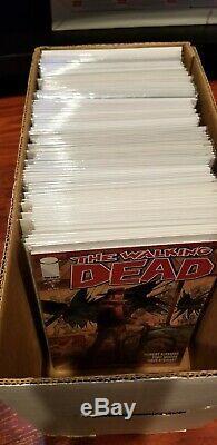 Image The Walking Dead Comic Run 92-193 (toute 1ère Impression) Et Plus Vf À Nm